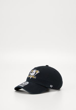NHL ANAHEIM DUCKS CLEAN UP - Gorra - black