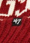 '47 - NHL DETROIT RED WINGS CALGARY 47 CUFF - Beanie - bordeaux/black