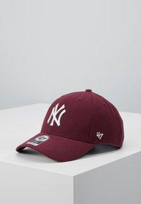'47 - NEW YORK YANKEES - Czapka z daszkiem - dark maroon - 0