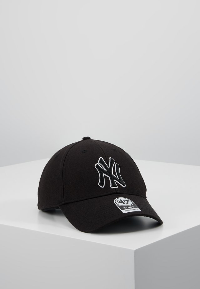 NEW YORK YANKEES - Lippalakki - black