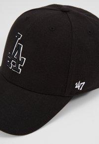 '47 - LOS ANGELES DODGERS SNAPBACK - Kšiltovka - black - 2