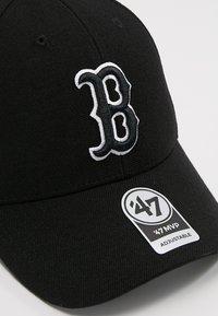 '47 - BOSTON RED SOX SNAPBACK - Lippalakki - black - 6
