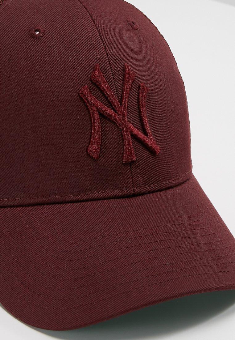 '47 NEW YORK YANKEES BRANSON - Keps - dark maroon