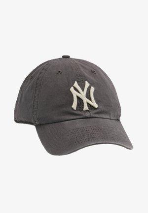 NEW YORK YANKEES CLEAN UP - Caps - cinder