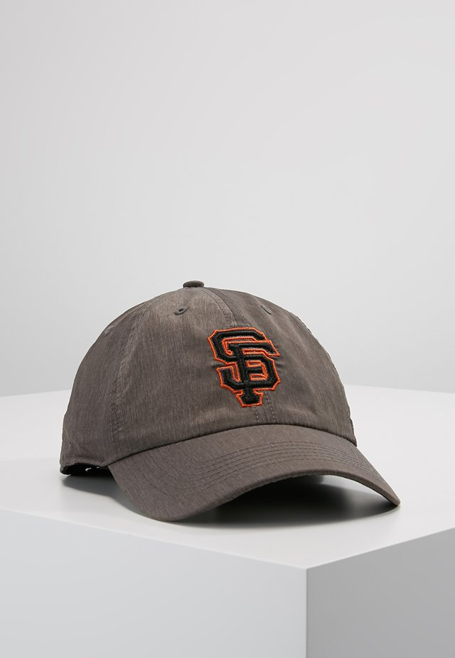 SAN FRANCISCO GIANTS FURY CLEAN UP - Kšiltovka - dark grey