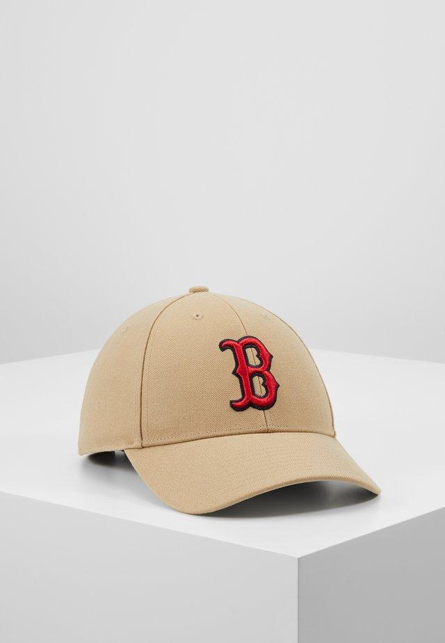 BOSTON RED SOX - Cap - beige