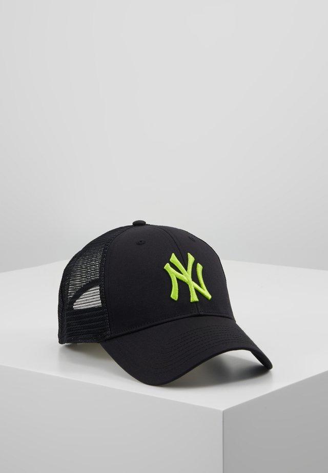 NEW YORK YANKEES BRANSON - Cap - black