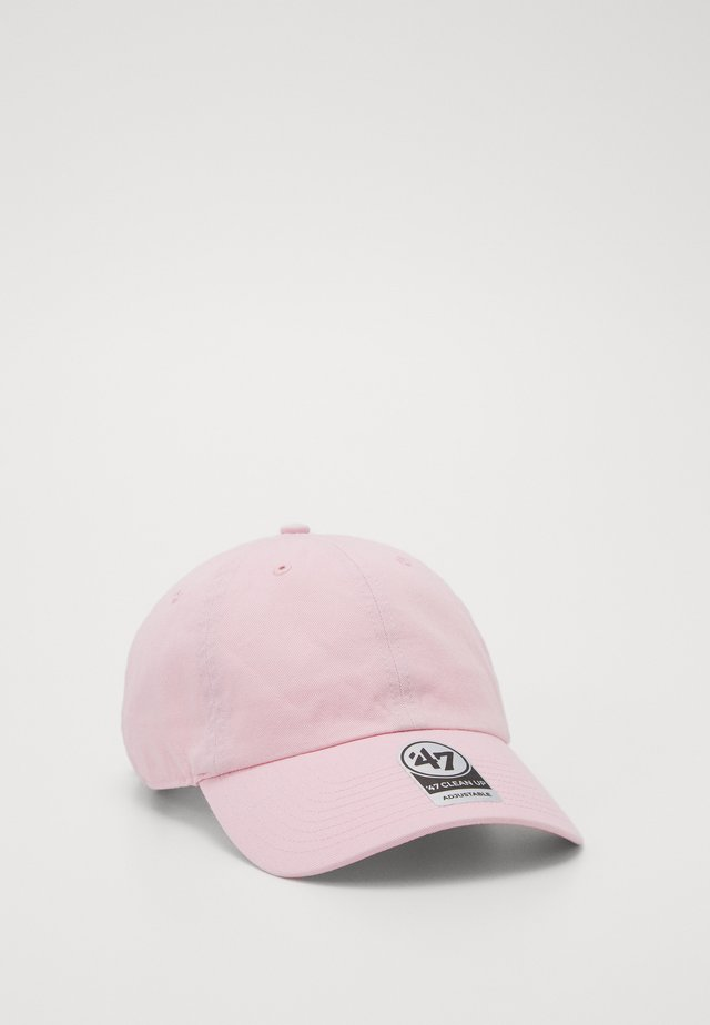 BLANK CLEAN UP FLAT - Caps - petal pink
