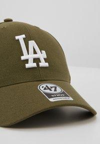 '47 - LOS ANGELES DODGERS SNAPBACK 47 - Kšiltovka - sandalwood - 3