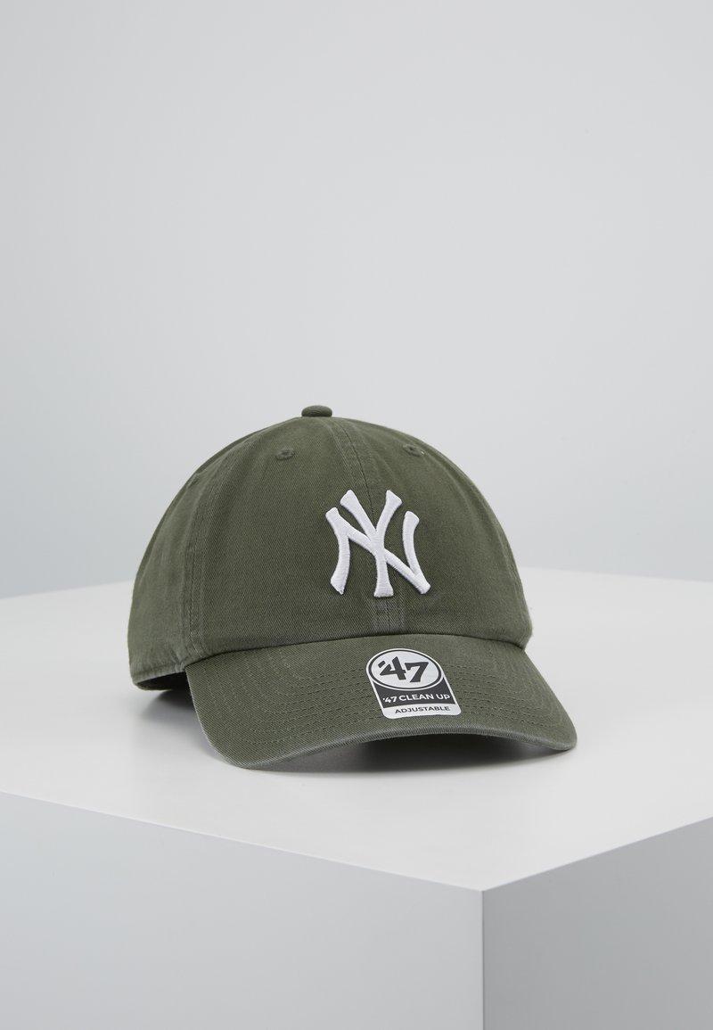'47 - YANKEES CLEAN UP - Cap - moss