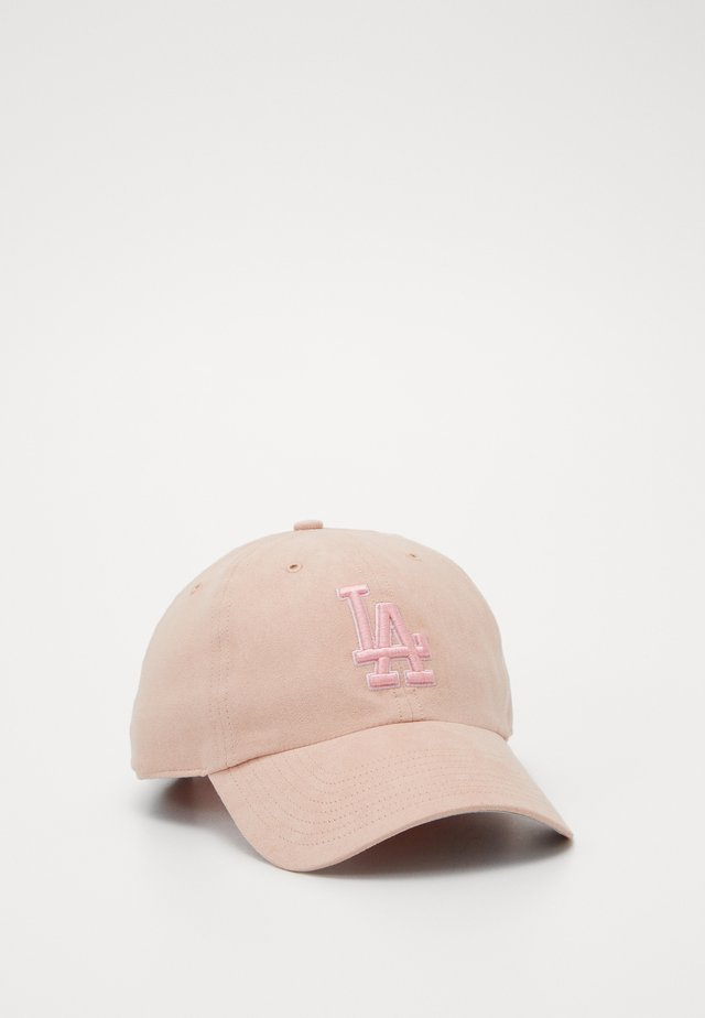 LOS ANGELES DODGERS COLUMBIA ULTRABASIC 47 CLEAN UP - Cap - rose