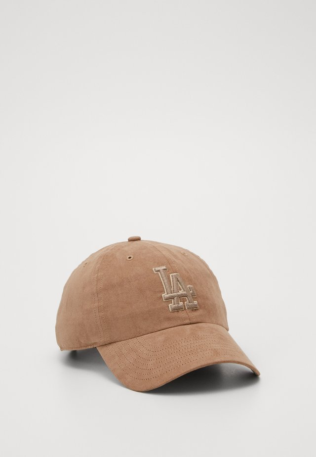 LOS ANGELES DODGERS COLUMBIA ULTRABASIC 47 CLEAN UP - Cap - camel