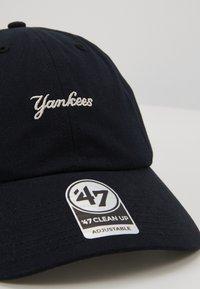 '47 - NEW YORK YANKEES WHITNER 47 CLEAN UP - Cap - vintage black - 3
