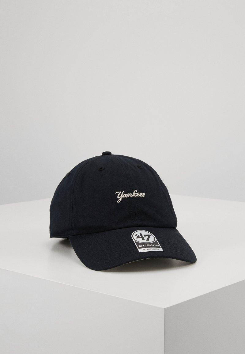 '47 - NEW YORK YANKEES WHITNER 47 CLEAN UP - Cap - vintage black