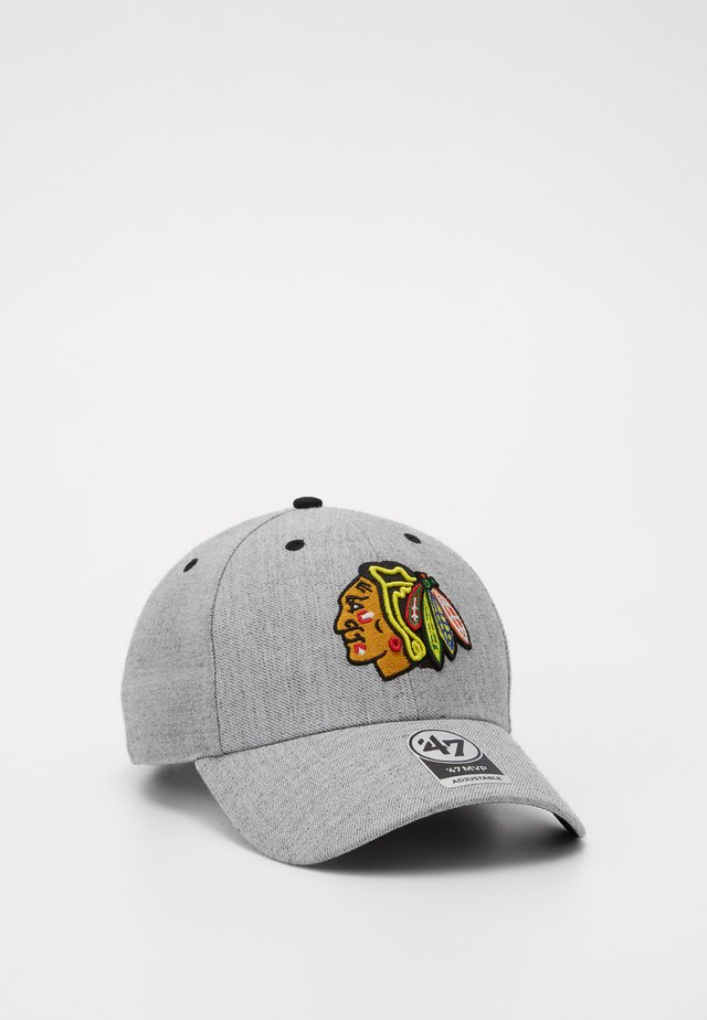 CHICAGO BLACKHAWKS STORM CLOUD 47 MVP - Cap - charcoal
