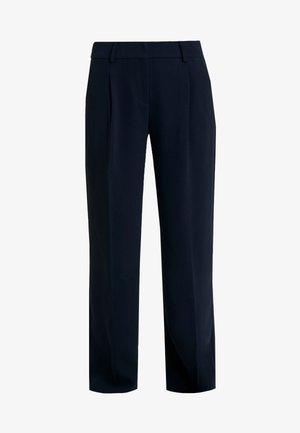 PANTS - Pantalon classique - midnightblue