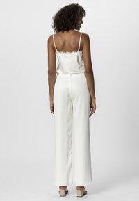 Apart - PANTS - Pantalon classique - cream - 2