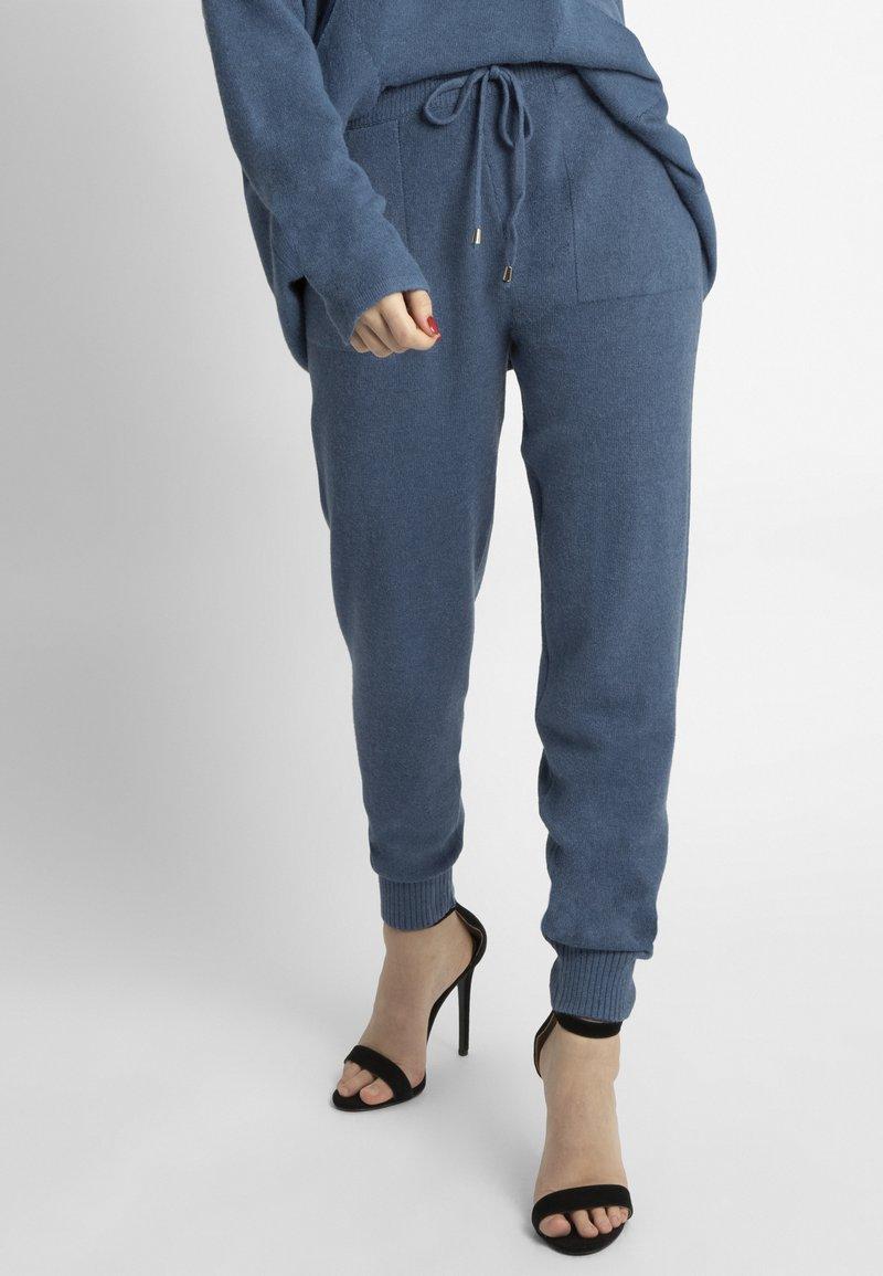Apart - Pantalon de survêtement - blue