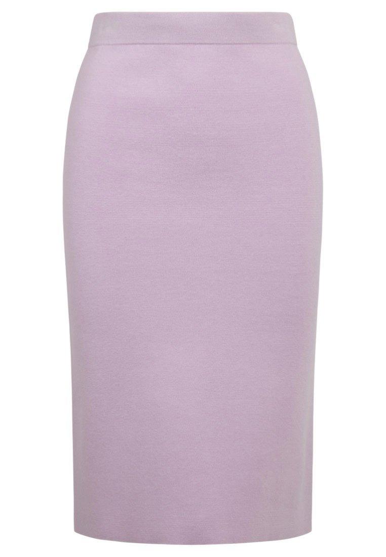 Apart Spódnica ołówkowa - lavender