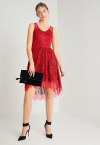 Apart - DRESS - Robe de soirée - coral-burgundy - 1