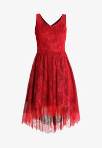 Apart - DRESS - Robe de soirée - coral-burgundy - 4