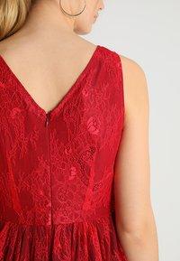 Apart - DRESS - Robe de soirée - coral-burgundy - 5