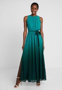 Apart - DIP DYE - Robe de cocktail - arctic emerald - 2