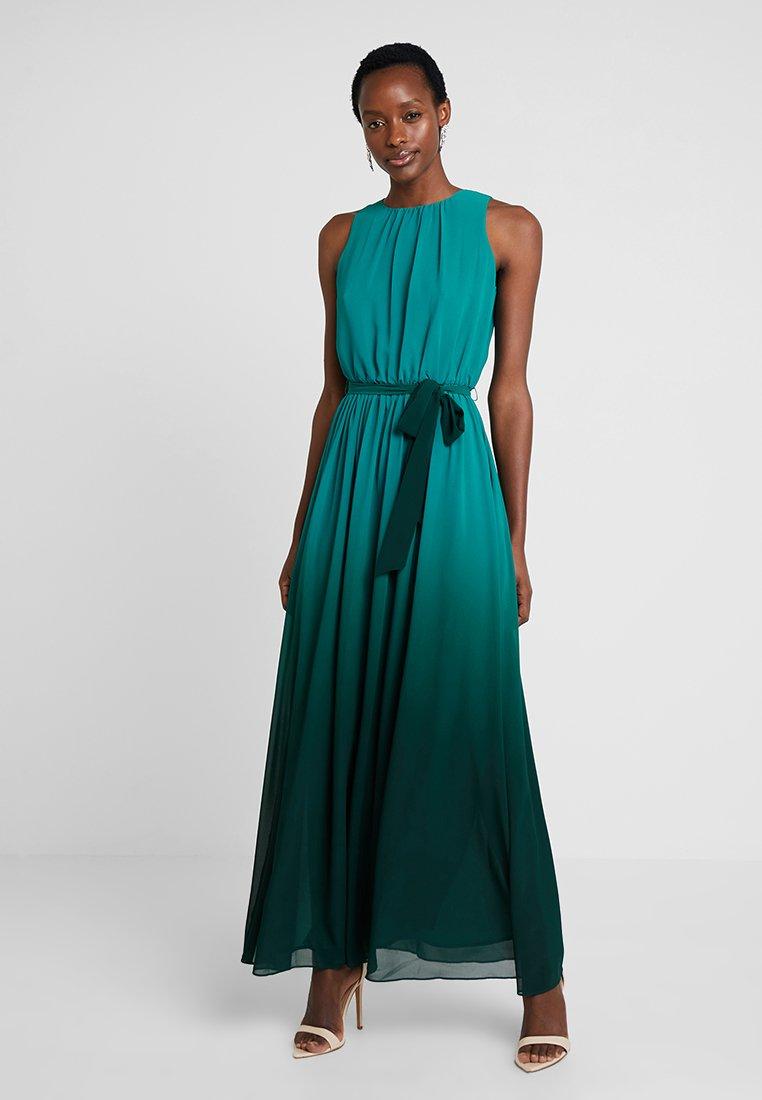 Apart - DIP DYE - Robe de cocktail - arctic emerald