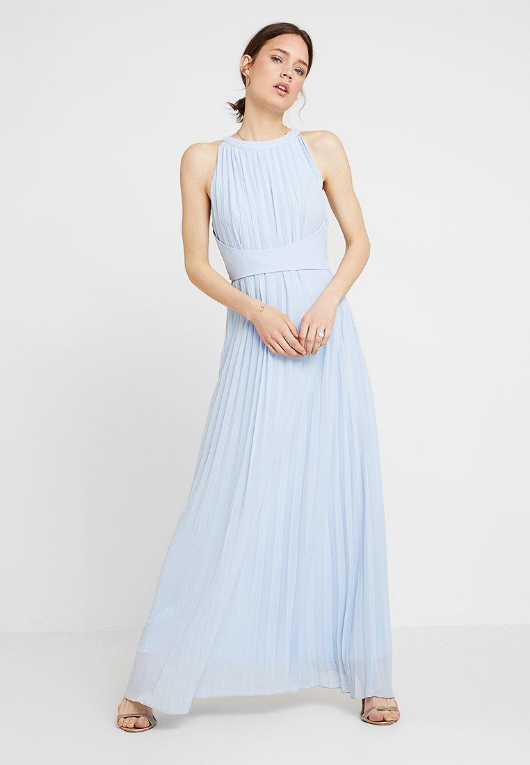 Apart - PLISSEEDRESS - Occasion wear - light blue