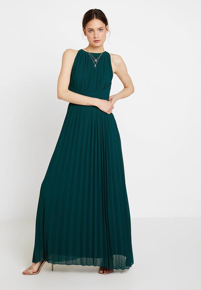 Ballkleid - emerald