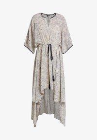 Apart - PRINTED DRESS - Robe longue - stone/multicolor - 3