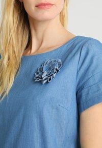 Apart - DRESS - Robe en jean - blue denim - 5
