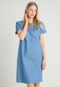 Apart - DRESS - Robe en jean - blue denim - 0