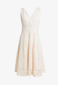 Apart - DRESS WITH ROSES - Robe de soirée - nude - 4
