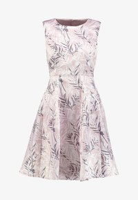 Apart - PRINTED DRESS - Robe de soirée - powder - 5