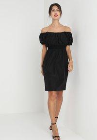 Apart - DRESS - Robe de soirée - black - 1