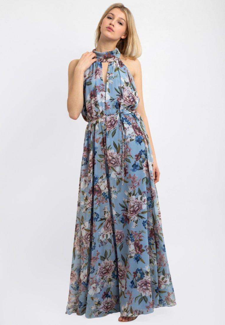 Apart - Robe longue - light blue