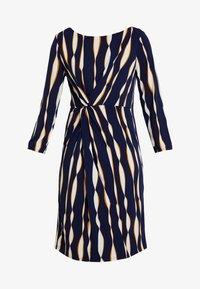 Apart - PRINTED DRESS - Robe en jersey - midnightblue/multicolor - 5