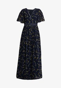 Apart - PRINTED DRESS - Robe longue - midnightblue/multicolor - 3