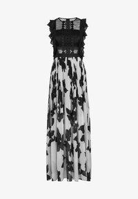 Apart - Sukienka koktajlowa - black/cream - 4