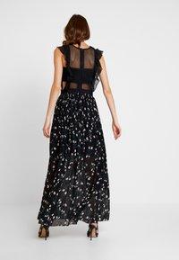 Apart - Robe de soirée - black/multicolor - 3
