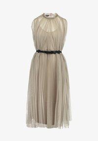 Apart - DRESS WITH BELT - Robe de soirée - silver - 6