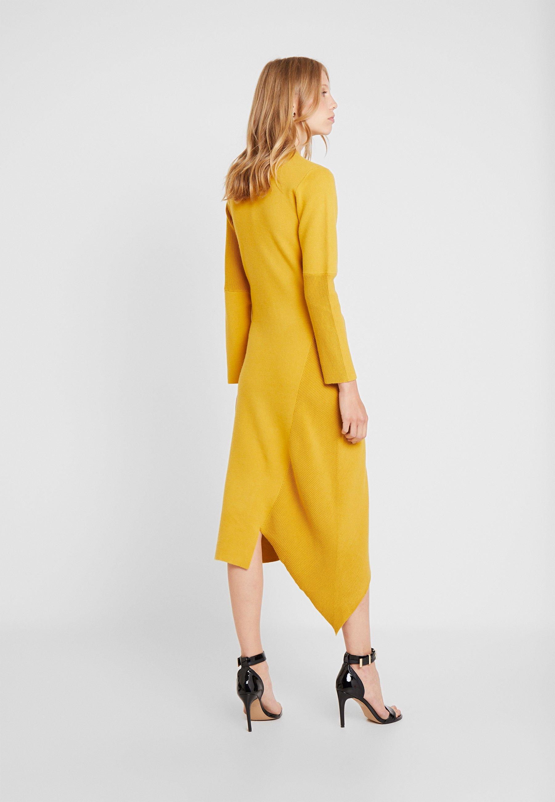 Apart Apart DressRobe DressRobe Yellow Longue Longue Yellow DressRobe Apart Longue DressRobe Apart Yellow UMpLqVSzG