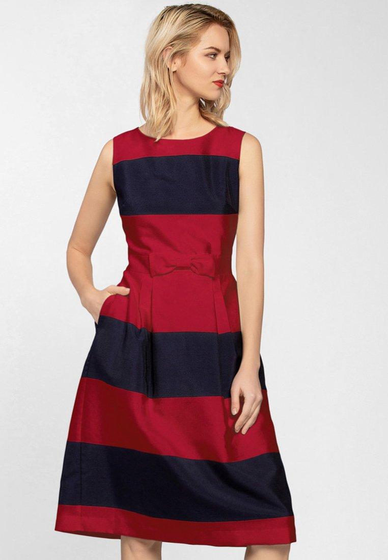 Apart - Robe de soirée - red/midnight blue
