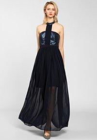 Apart - Robe longue - dark blue - 0