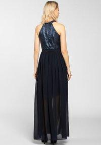 Apart - Robe longue - dark blue - 2