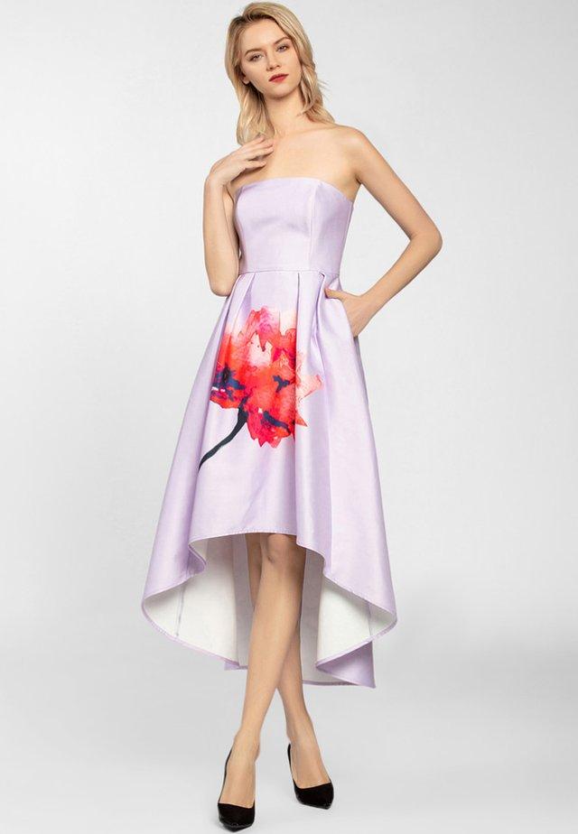 Robe de soirée - lavender