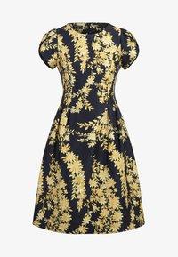 Apart - Korte jurk - yellow - 4