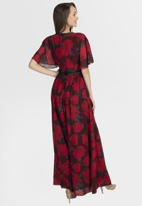 Apart - Robe longue - red/black - 2