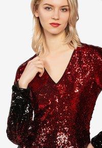 Apart - Robe de soirée - red/black - 3